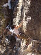 Rock Climbing Photo: Bamm-Bamm!