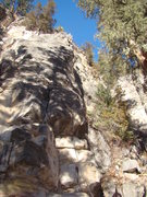 Rock Climbing Photo: Bamm-Bamm