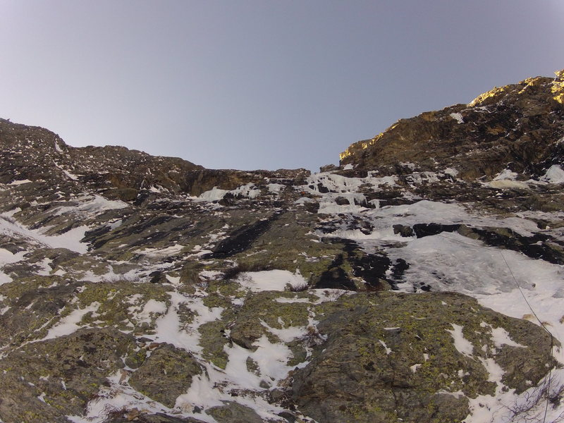 Rock Climbing Photo: All Mixed Up.