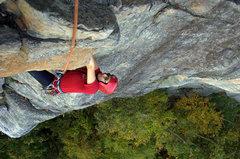 Rock Climbing Photo: Gelsa, Gunks
