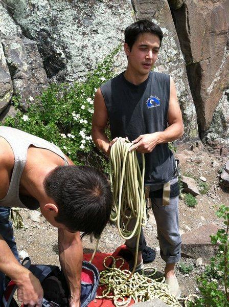 Rock Climbing Photo: Golden, CO