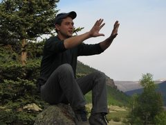 Rock Climbing Photo: CO
