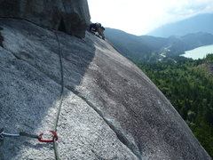Rock Climbing Photo: May the force be with you!