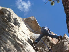 Rock Climbing Photo: Hillbilly Rock 3
