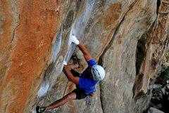 Rock Climbing Photo: Leave it to Beaver. Joshua Tree, CA.