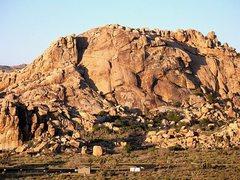 Rock Climbing Photo: The Cohn Property, Joshua Tree NP