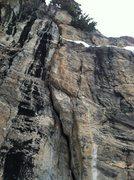 Rock Climbing Photo: Shaqtoolik P1.