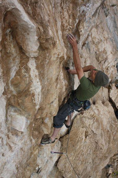 Rock Climbing Photo: gaston