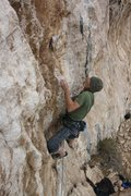 Rock Climbing Photo: eying the next good hold