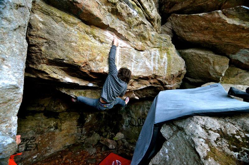 Rock Climbing Photo: weathermen
