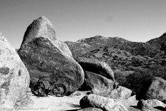 Rock Climbing Photo: U-mound bouldering. Looking East