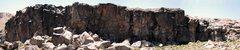 Rock Climbing Photo: La Cocina Zone, South Wall.
