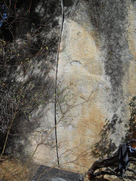 Rock Climbing Photo: Dynamite Crack