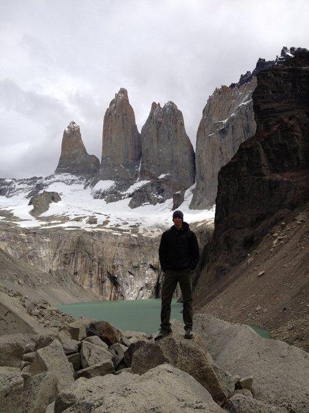 Bienvenido a Patagonia!