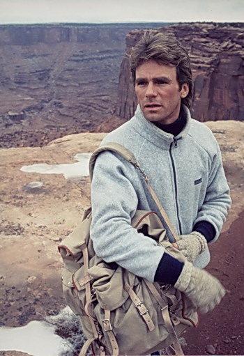Rock Climbing Photo: MacGyver Moab