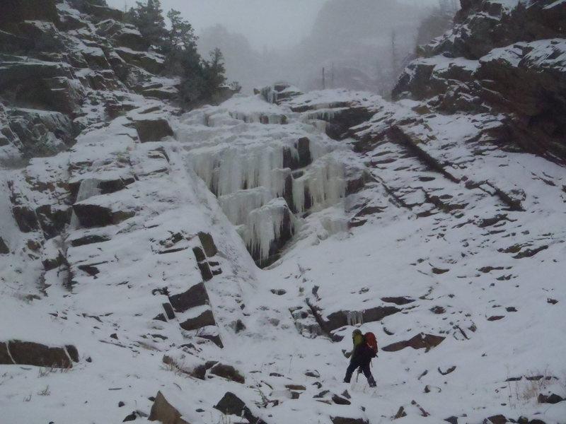 Rock Climbing Photo: November 12, 2011