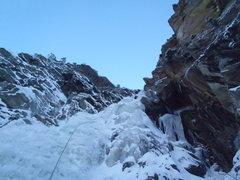 Rock Climbing Photo: December 2011