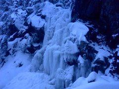 Rock Climbing Photo: October 2009