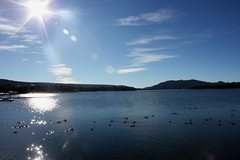 Rock Climbing Photo: Big Bear Lake, Big Bear