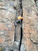 Rock Climbing Photo: Some local Elk hunters will go any where to make a...