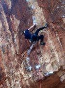 Rock Climbing Photo: Thread Fin