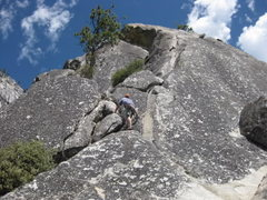 Rock Climbing Photo: Soloing After Six