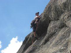 Rock Climbing Photo: Darth Vader - Right Way