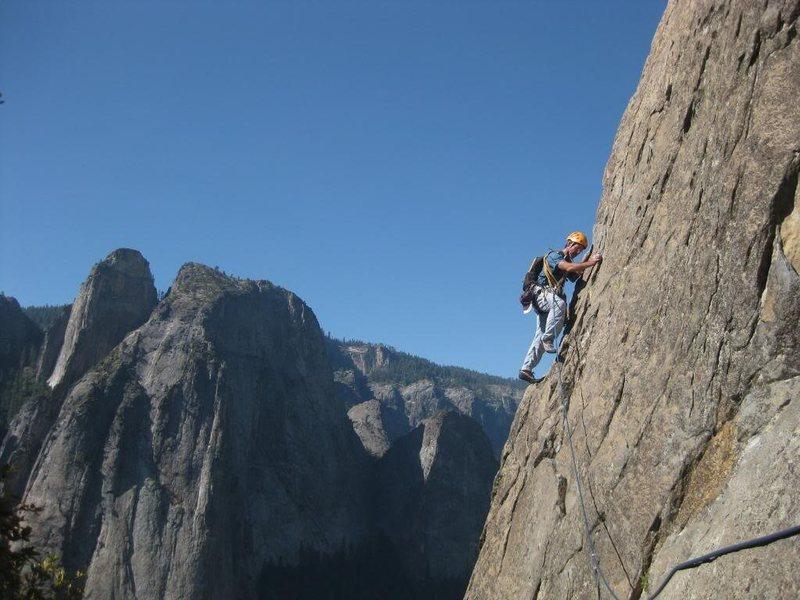 Rock Climbing Photo: E Butt. P. 3