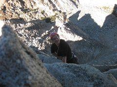 Rock Climbing Photo: 3rd Pillar Dana Summit