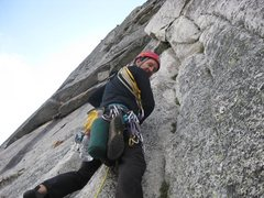Rock Climbing Photo: Regular Rt Fairview