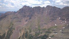 Rock Climbing Photo: An excellent shot of Pyramid Peak