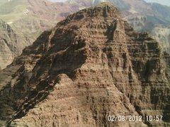 Rock Climbing Photo: North Maroon