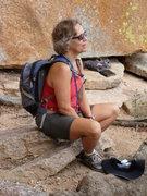 Rock Climbing Photo: Beth Kells