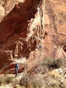 Rock Climbing Photo: worth the approach and then some.