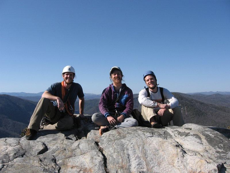 Rock Climbing Photo: Linville Gorge