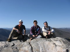 Rock Climbing Photo: Linville Gorge