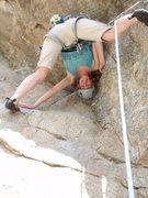 Rock Climbing Photo: Start of Short Dude.