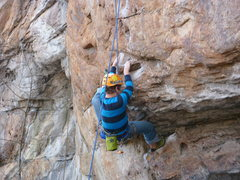 Rock Climbing Photo: Toxic Shock