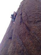 Rock Climbing Photo: J on J