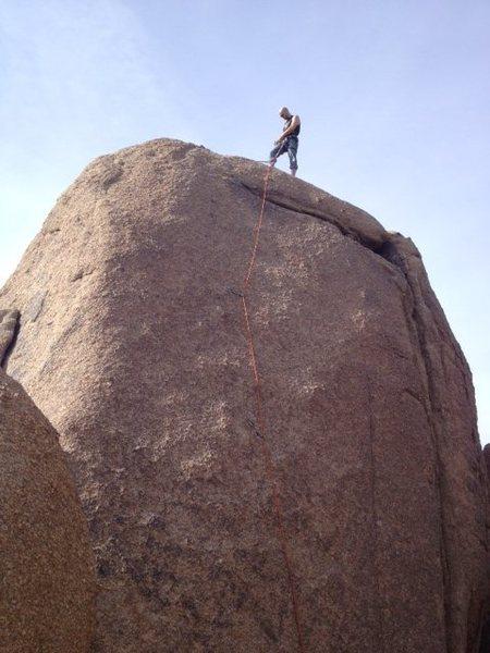 Rock Climbing Photo: TP