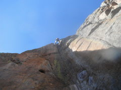 Rock Climbing Photo: Feeling the pump, am I getting too old for this at...