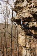 Rock Climbing Photo: Jake Hall Climbing FOA