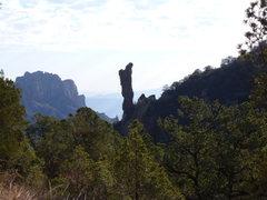Rock Climbing Photo: boot canyon