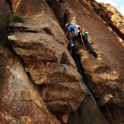 Rock Climbing Photo: The Long Lead. P1.