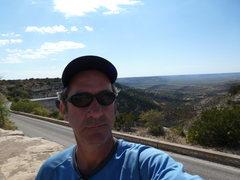 Rock Climbing Photo: Pecos R. Valley W. Texas