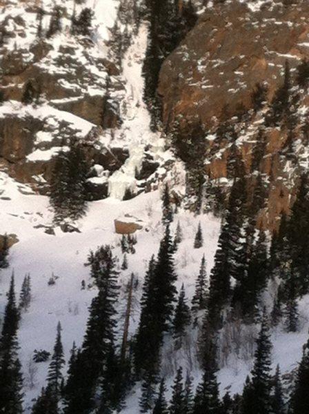Rock Climbing Photo: The Crypt, 2/3/13.