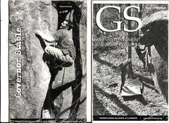 Rock Climbing Photo: Governor's Stable bouldering guides 2004 and 2005
