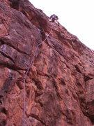 Rock Climbing Photo: FA Corollary
