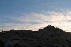 Rock Climbing Photo: hidden valley camp: morning
