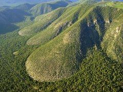 Rock Climbing Photo: Found this cool shot of Mt. Elden online. Furthest...